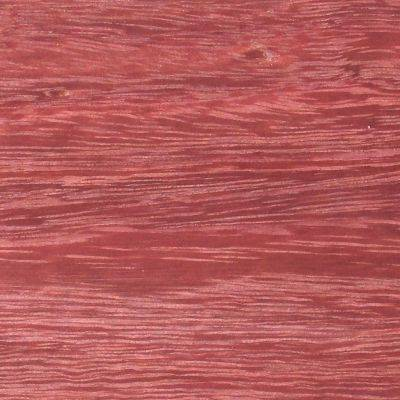 Purpleheart Peltogyne Wood